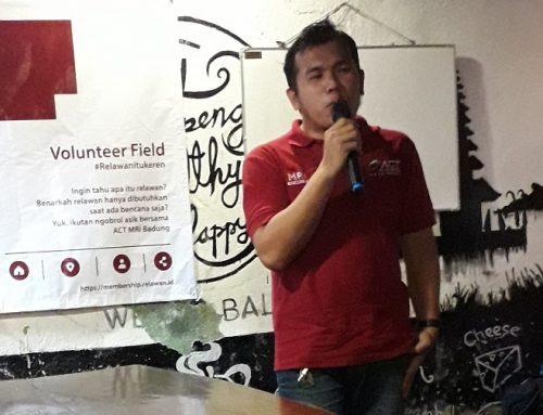Tanggap Mitigasi Bencana Alam Bersama MRI-ACT Bali