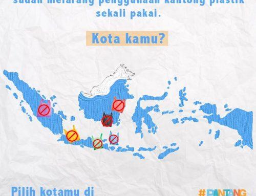 Wilayah Ini Sudah Melarang Kantong Plastik