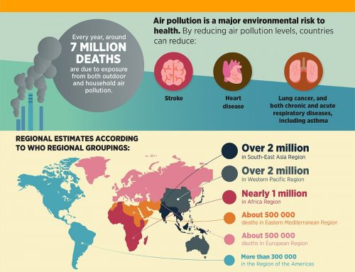 Pembunuh Itu Bernama Polusi Udara