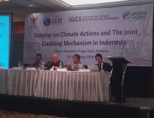 Indonesia dan Jepang Dorong Aksi Iklim Melalui Skema JCM