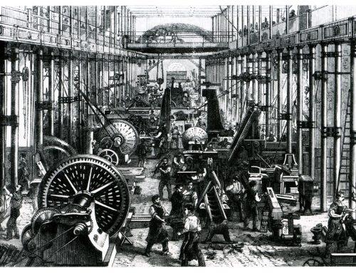 Revolusi Industri 4.0 Itu Tentang Keberlanjutan!