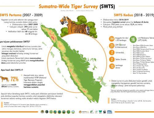 Survei Harimau Seluruh Sumatra Dimulai