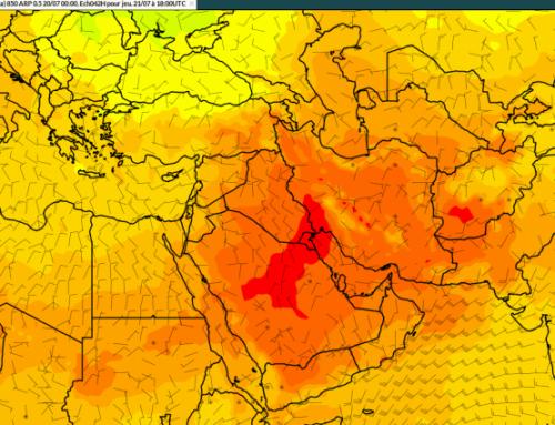 Bumi Kembali Cetak Rekor Suhu Terpanas