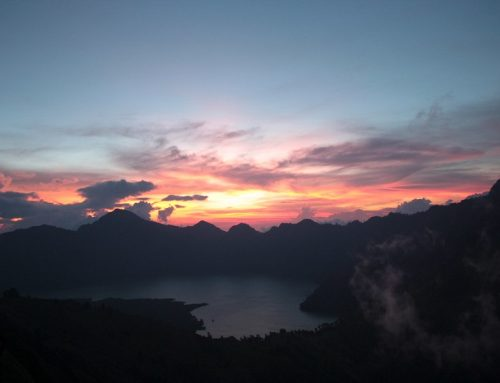 Pulau Lombok yang Hilang