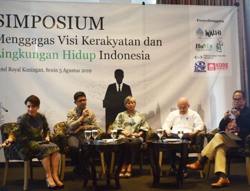 Menggagas Visi Kerakyatan dan Lingkungan Hidup Indonesia