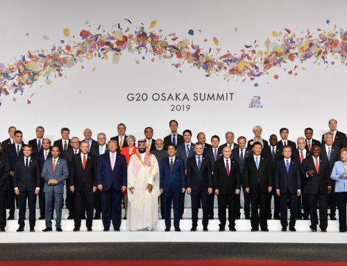 G20 Dituntut Beraksi Atasi Krisis Iklim