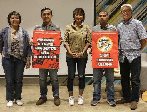 PTUN Banda Aceh Batalkan Izin PLTA Tampur-1